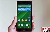 Đánh giá smartphone Sony Xperia Z3
