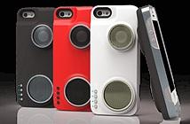 Peri Duo - case kiêm pin sạc và loa không dây cho iPhone 6
