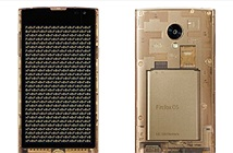 Ngắm mẫu smartphone với lớp vỏ hoàn toàn trong suốt của LG