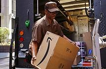 Amazon và UPS sắp...chia tay?
