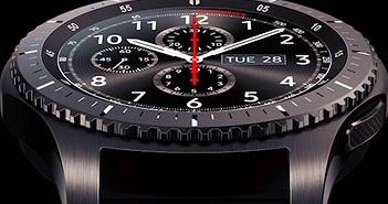 Samsung công bố giá bán của đồng hồ thông minh Gear S3