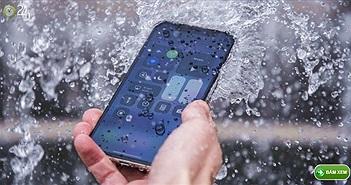 Hiểu chính xác hơn về khả năng chống nước của các thiết bị điện tử