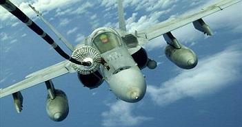 Tiếp liệu trên không: Máy bay Mỹ bay thêm được thêm bao lâu?