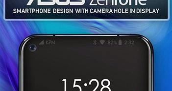 """Asus ủ mưu tung điện thoại có """"mụn cóc"""" và camera bật lên"""