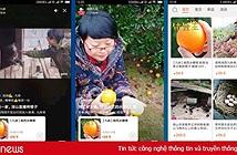Nông dân Trung Quốc đua nhau livestream để làm giàu