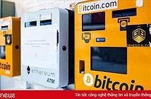 Sáu máy ATM tiền mật mã mới được lắp đặt mỗi ngày trong năm 2018