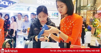 Sony mở cùng lúc hai trung tâm tại Hà Nội và Hải Phòng