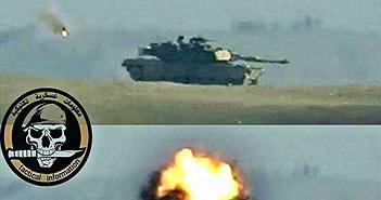 Tên lửa TOW tấn công xe tăng Abrams và cái kết không ngờ