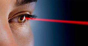 Mắt con người có thể phát ra những chùm tia bí ẩn
