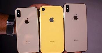 Apple cắt giảm 2,5 triệu chiếc iPhone Xr và 1 triệu chiếc iPhone Xs