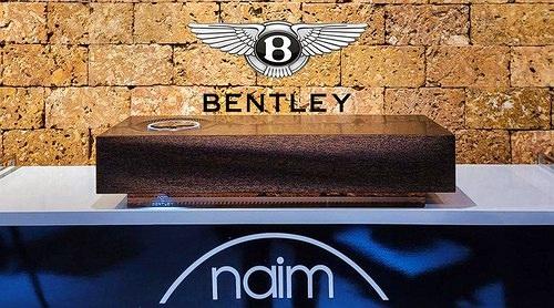 Naim Mu-so 2 phiên bản Bentley – Hệ thống audio all-in-one đẳng cấp luxury Anh Quốc