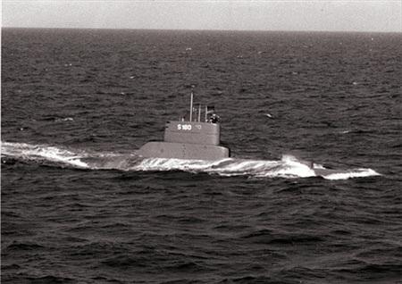 Đức muốn bán 12 tàu ngầm lớp 216 cho Australia