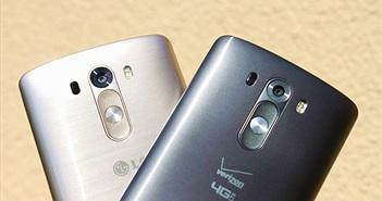 LG xuất xưởng gần 60 triệu chiếc smartphone trong năm 2014
