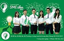 6 đề án khởi nghiệp lọt vào vòng chung kết VPBank SME Idea 2014