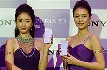 Sony Xperia Z3 tím kim cương ra mắt, giá 645$