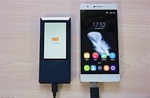 Trên tay Oukitel K4000: điện thoại pin 4.000 mAh, màn hình 5 HD, viền kim loại