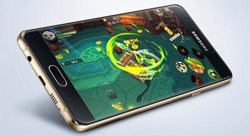 Samsung Galaxy A9 Pro cao cấp, màn hình lớn sắp ra mắt