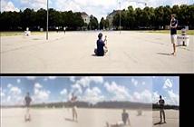 Mẹo chụp ảnh phân thân với chế độ panorama