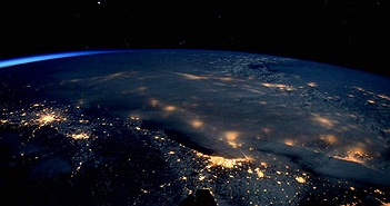 Bão tuyết lịch sử ở bờ Đông nước Mỹ qua ảnh vệ tinh