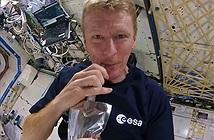 Video: Thưởng thức cà phê trên vũ trụ như thế nào?