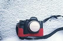 Máy ảnh Sony A7m2 chụp Sapa phủ tuyết trắng
