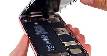 Suýt… vỡ mồm vì cắn thử pin iPhone