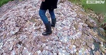Tìm thấy kho báu trị giá hơn 400 tỷ đồng nhưng lại không thể tiêu