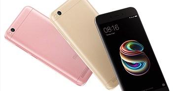 Xiaomi Redmi 5A lập kỷ lục bán hết trong 30 phút