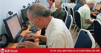 TP.HCM tổ chức dạy miễn phí cách dùng Internet cho người cao tuổi