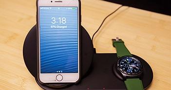 4 bộ sạc không dây không thể thiếu cho smartphone và smartwatch