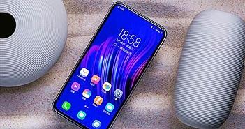 """Vivo APEX 2019 ra mắt: Thiết kế """"không lỗ"""", Snapdragon 855, RAM 12GB, hỗ trợ 5G"""
