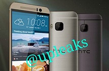 HTC One M9 có giá dự kiến khoảng 18 triệu đồng