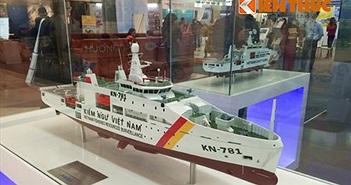 Soi tàu tuần tra hiện đại nhất của Kiểm ngư Việt Nam