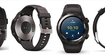 Đây chính là thiết kế hầm hố của Huawei Watch 2?