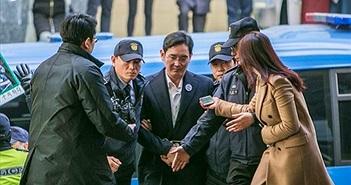 Samsung được điều hành từ trong tù như thế nào?
