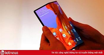 MWC 2019: cuộc trình diễn của smartphone 5G và điện thoại gập