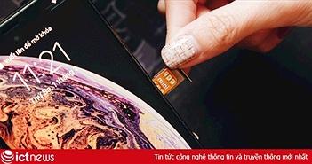 Nhà mạng Nhật 'thả cửa', iPhone Lock tại Việt Nam bỗng chốc trở thành iPhone quốc tế