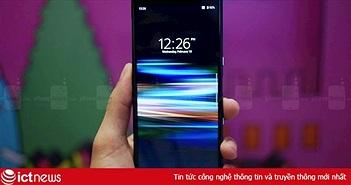 Sony Xperia 1 ra mắt: màn hình 4K OLED, thêm camera, nhiều chế độ chụp hình ưu việt