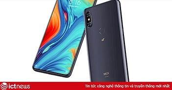 Xiaomi sẽ bán smartphone 5G MI MIX 3 ngay trong tháng 5/2019