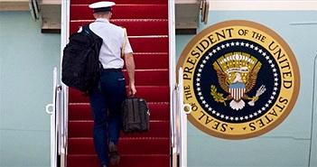 Vali hạt nhân luôn theo chân tổng thống Mỹ