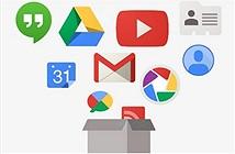 Cách tải xuống tất cả dữ liệu từ tài khoản Google