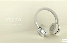 MWC 2019: Lenovo ra mắt mẫu tai nghe chống ồn Yoga ANC