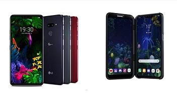 MWC 2019: LG ra mắt bộ đôi flagship LG V50 ThinQ 5G và LG G8 ThinQ