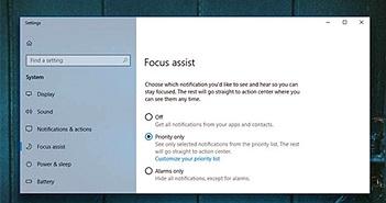 Google sắp ra mắt tính năng Focus Mode giúp tập trung khi làm việc
