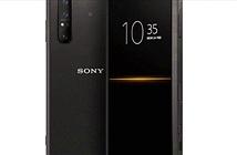 Sony Xperia Pro chính thức ra mắt: Sắc cạnh và nam tính
