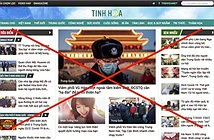 Đại Kỷ Nguyên, tinhoa.net, trithucvn.net là những trang tin giả, bất hợp pháp tại Việt Nam