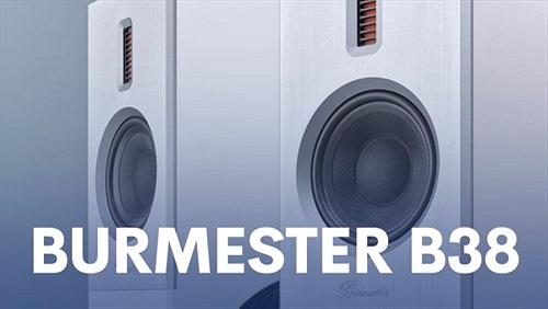 Burmester B38 - Ngôi sao mới trong phân khúc dưới 30.000USD