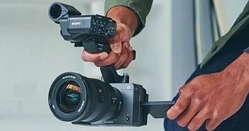 Sony FX3 ra mắt: máy ảnh full frame nhỏ gọn dòng Cinema giá phải chăng nhất