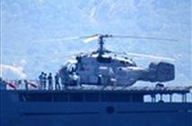 Ấn Độ thảo luận bán tàu tuần tra biển cho VN