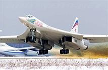 Không quân Nga sắp nhận thêm 6 oanh tạc cơ chiến lược Tu-160
